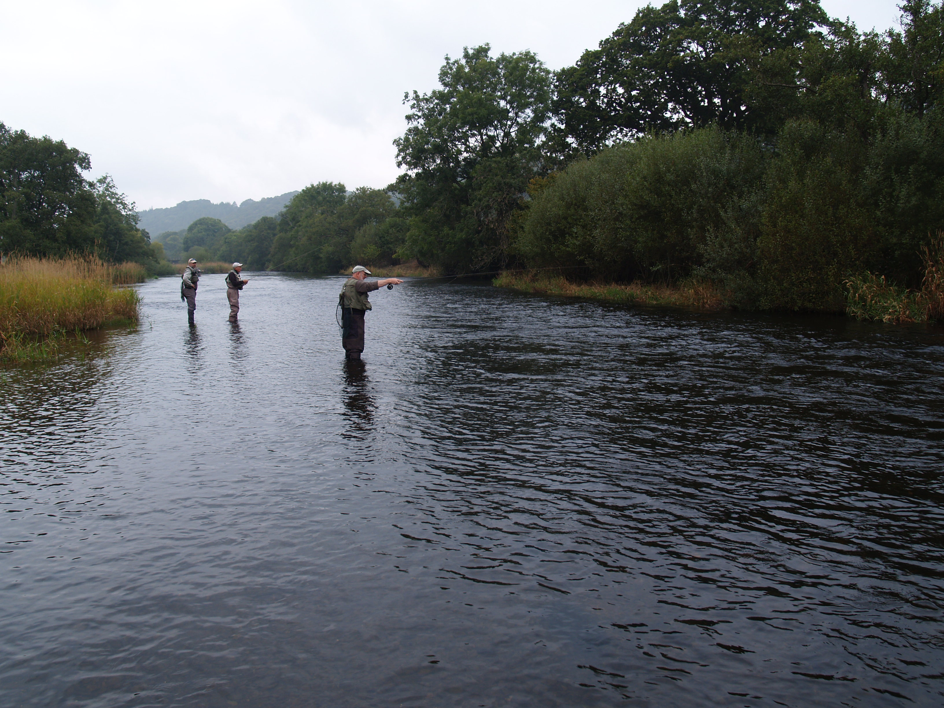 Euro Nymphing Masterclass in Wales