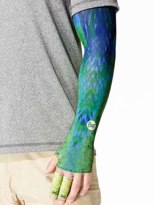 UV Coastal Arm Sleeves Buff Original How To Wear