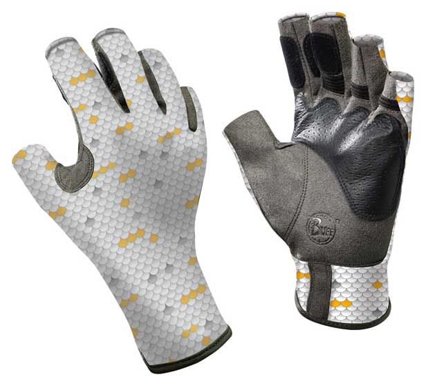 Angler Gloves Pro-Series Scales
