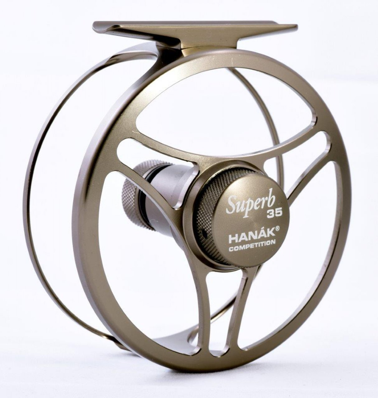 Superb II Fly Reel Body