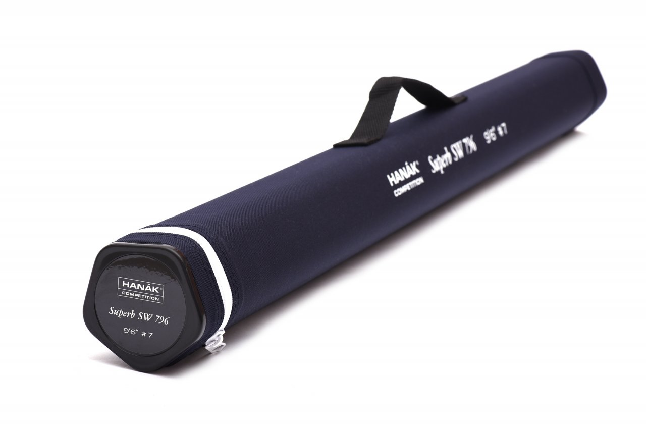 Fly Rod Hanak Competition Superb SW - Rod Tube