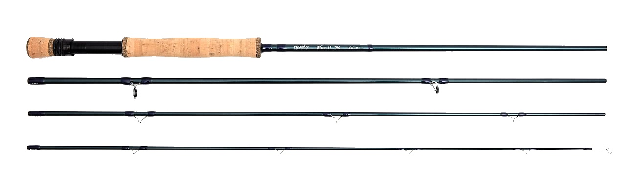 Fly Rod Hanak Competition Wave II 796-4