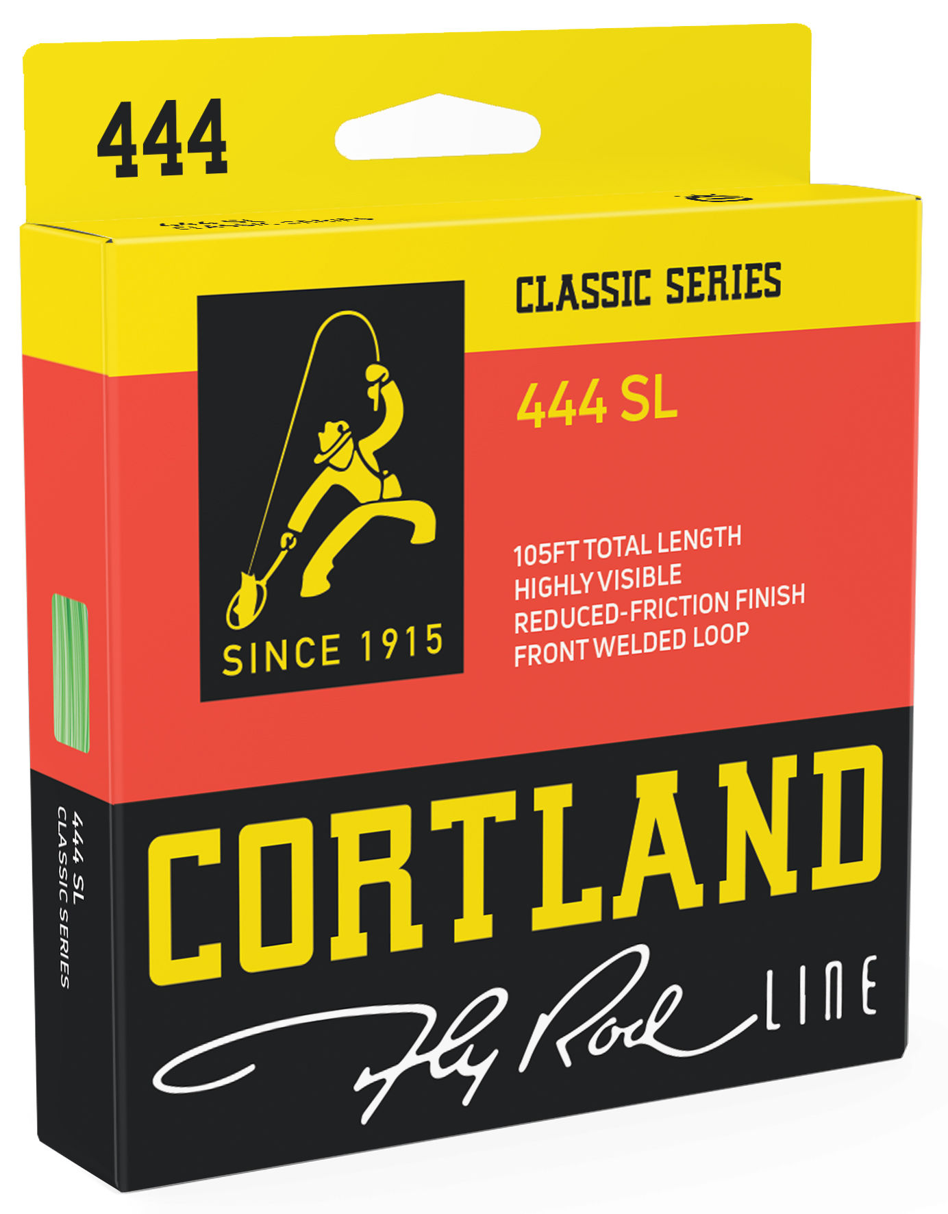 Fly Line Floating Cortland 444 SL Classic - Box