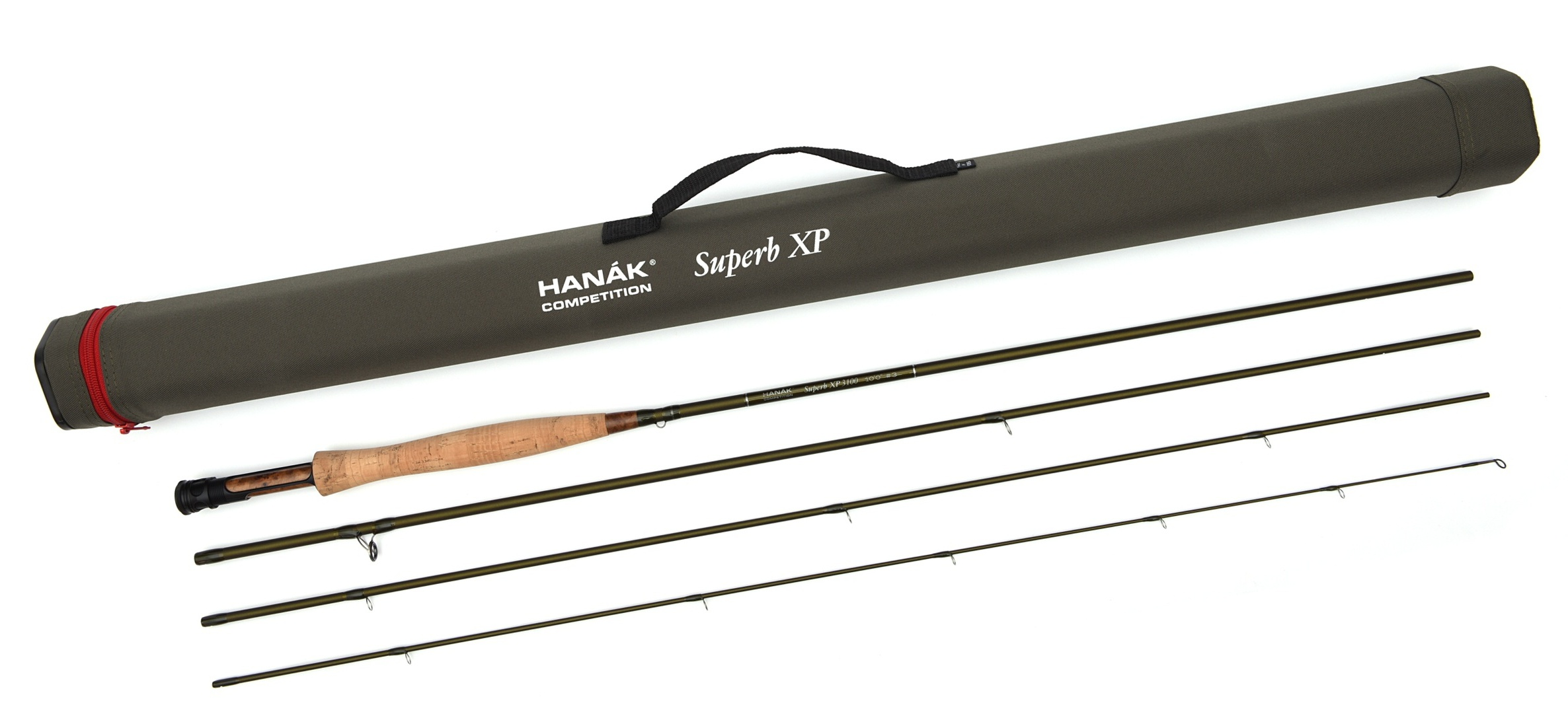 Fly Rod Hanak Competition Superb XP 290-4