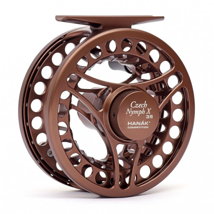 Fly Reel Hanak Competition Czech Nymph X 35