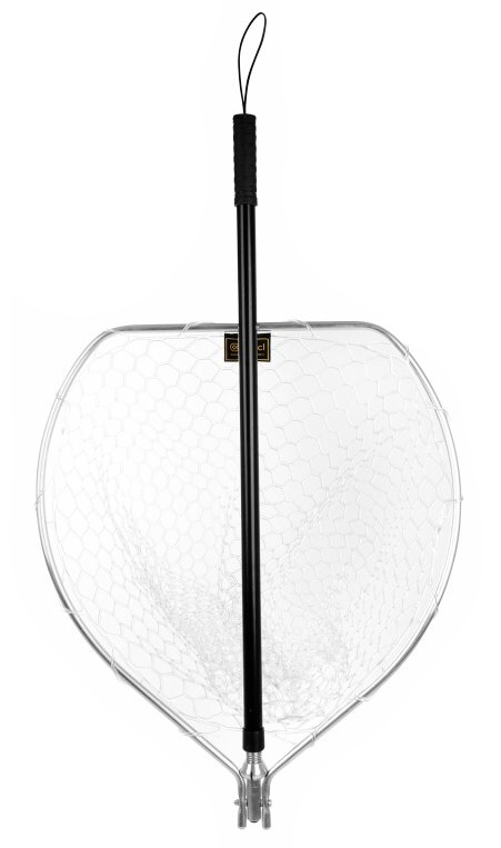 Stillwater Landing Net Silicone Fencl Folding Telescopic MAX