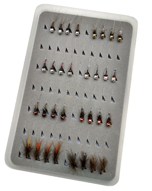 Fly Selection - TOP River Grayling Killers