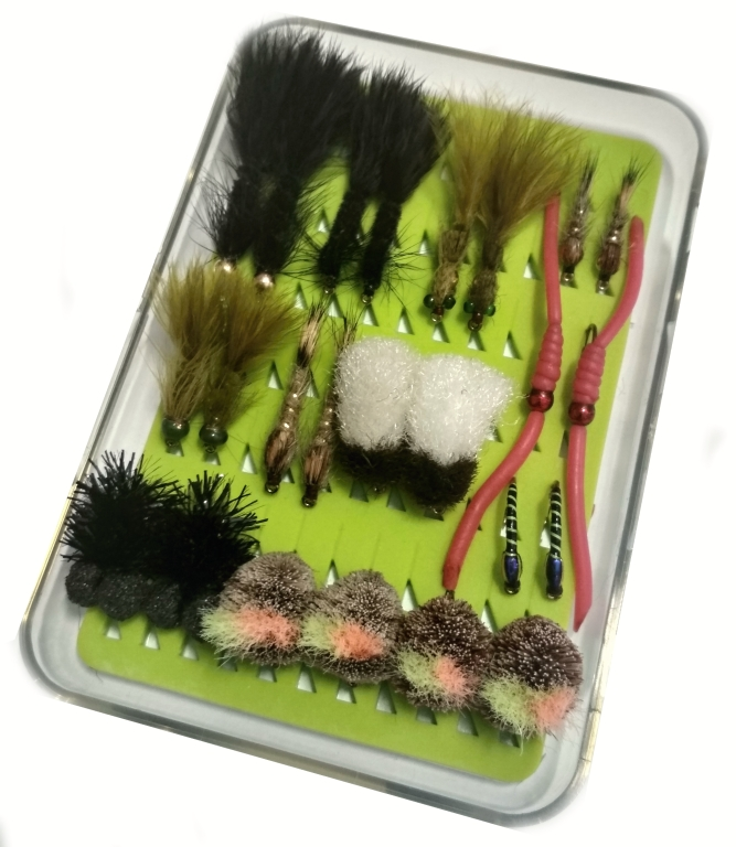 Fly Selection - Summer Carp Stalkers