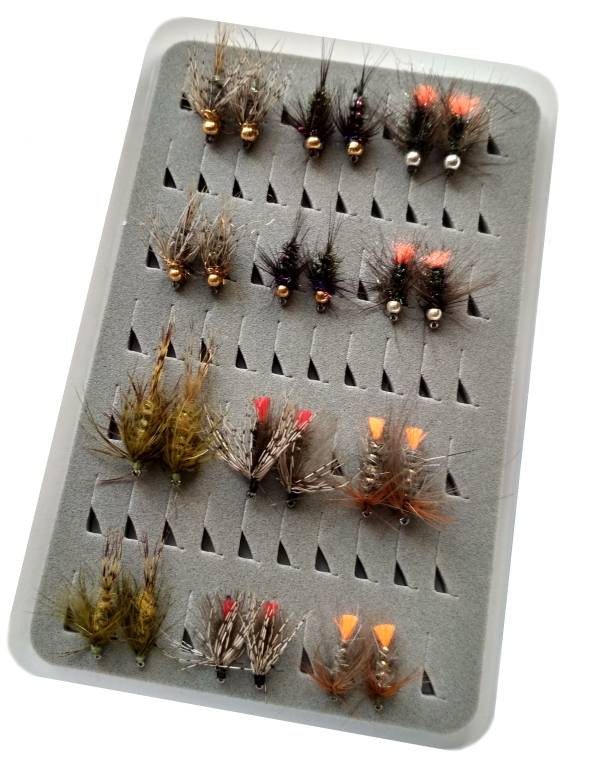 Fly Selection- Slovak Ultimate Wet Flies Czechnymph