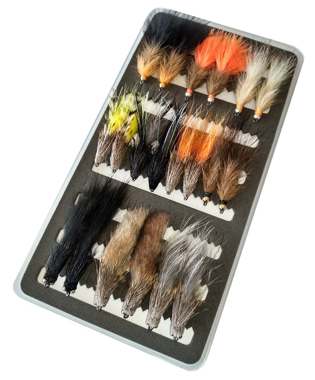 Fly Selection - Universal Trout Streamer For Rivers & Lakes