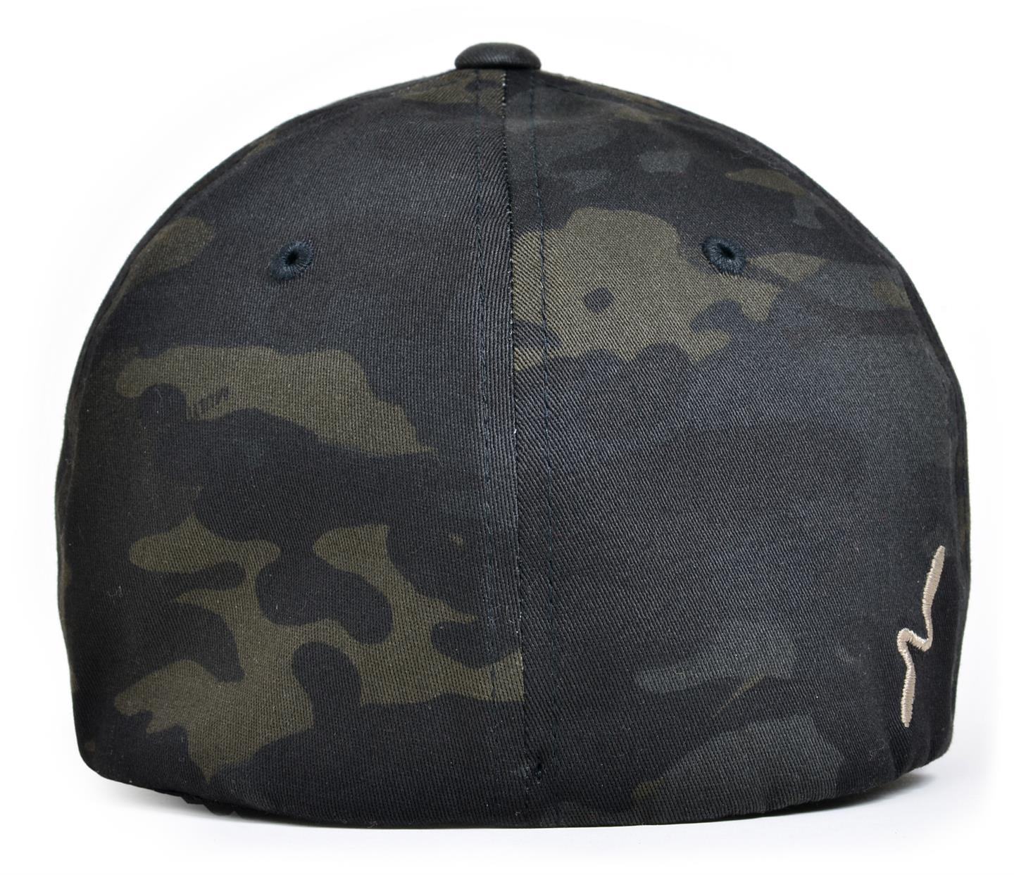 Cap Guideline GL Multicam Flexfit - Back Side