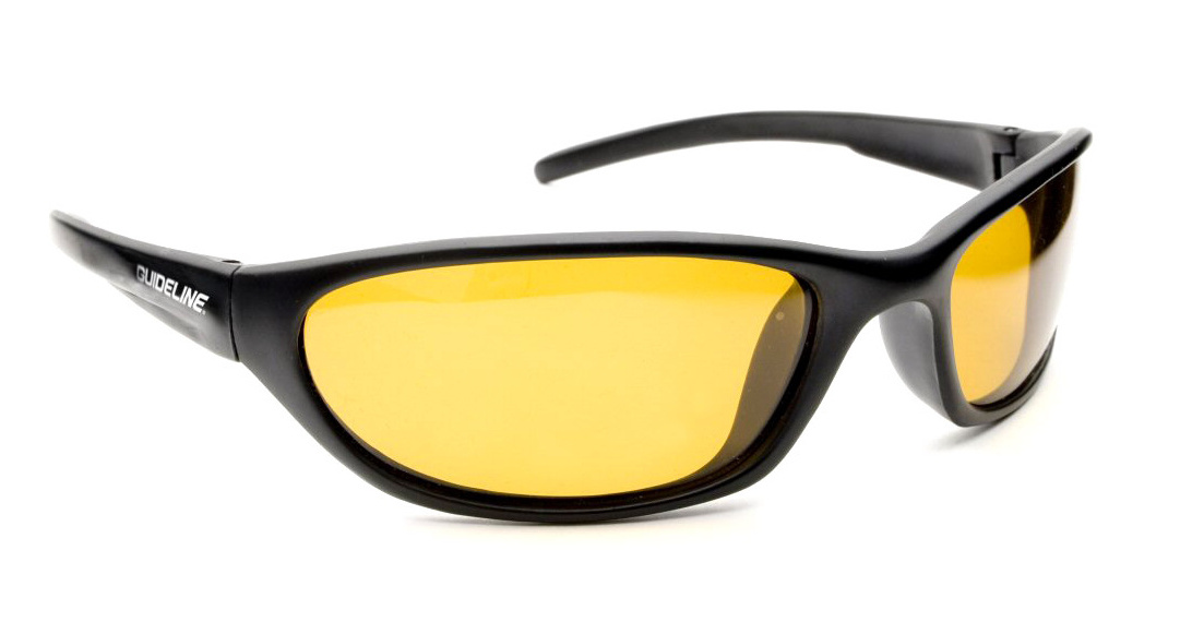 Polarised Glasses Guideline Kispiox Sportsmans Yellow
