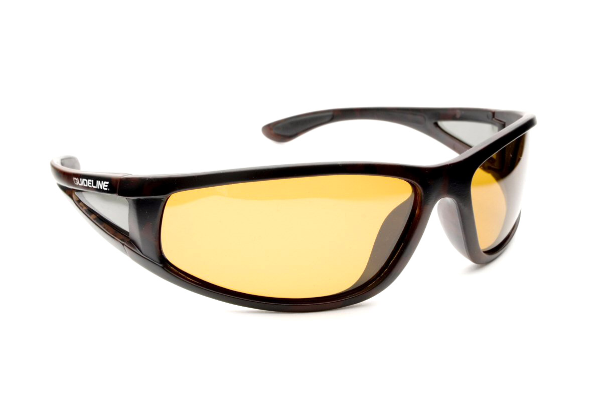 Polarised Glasses Guideline Viewfinder Yellow