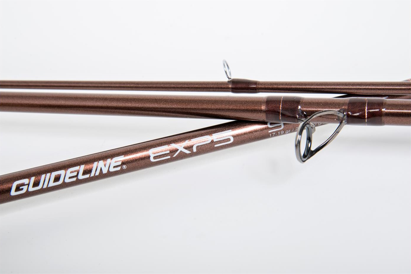 Fly Rod Guideline EXP5 - Blank & Logo