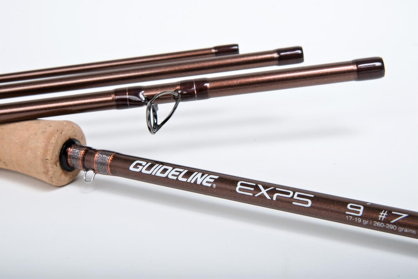 Fly Rod Guideline EXP5 - Logo