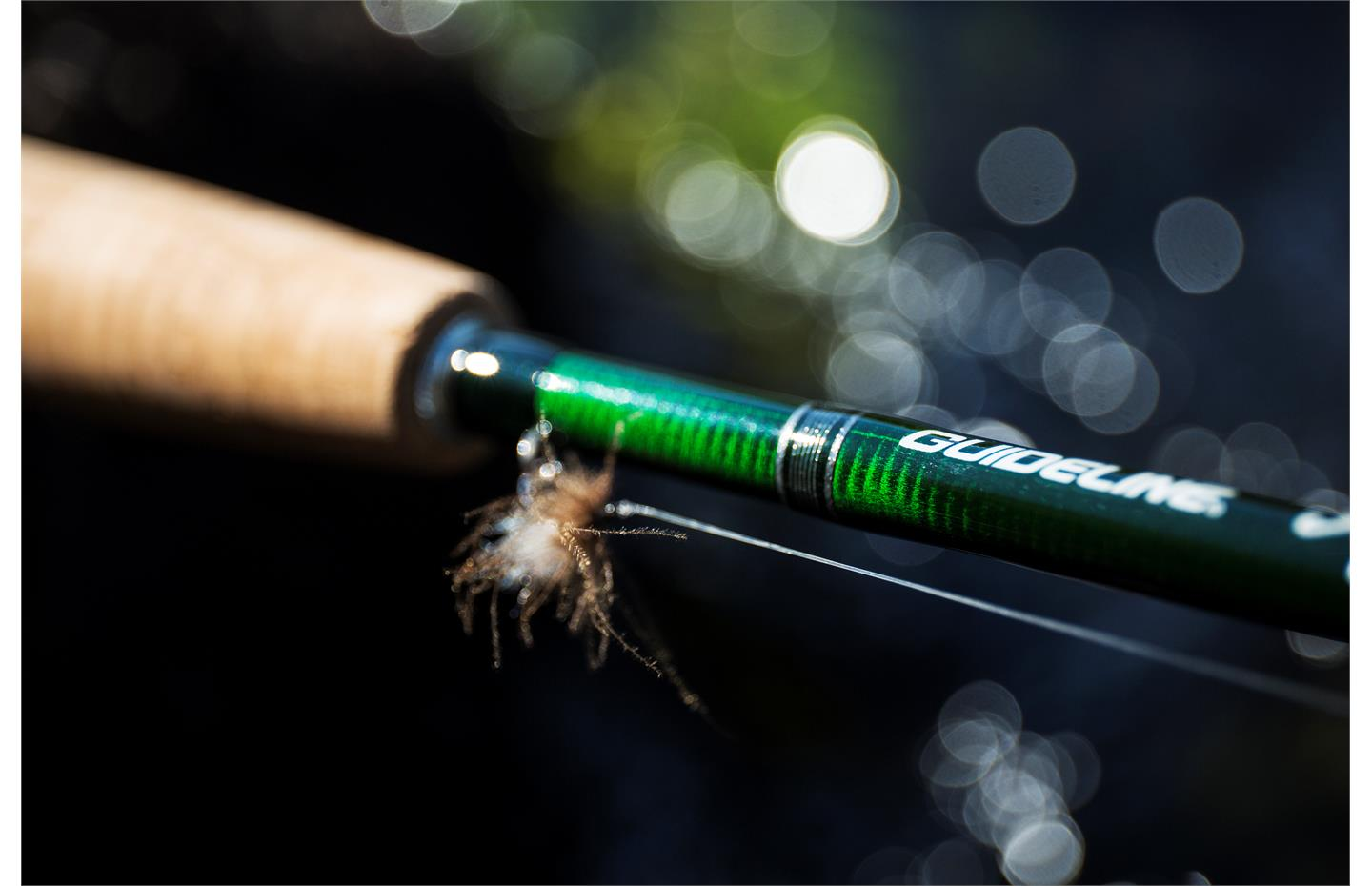 Fly Rod Guideline Fario Classic - Color Of Blank