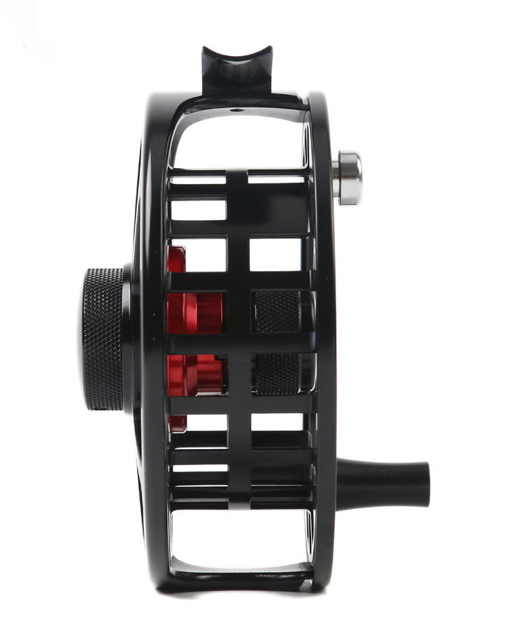 Fly Reel Hends Superlight - Side Of