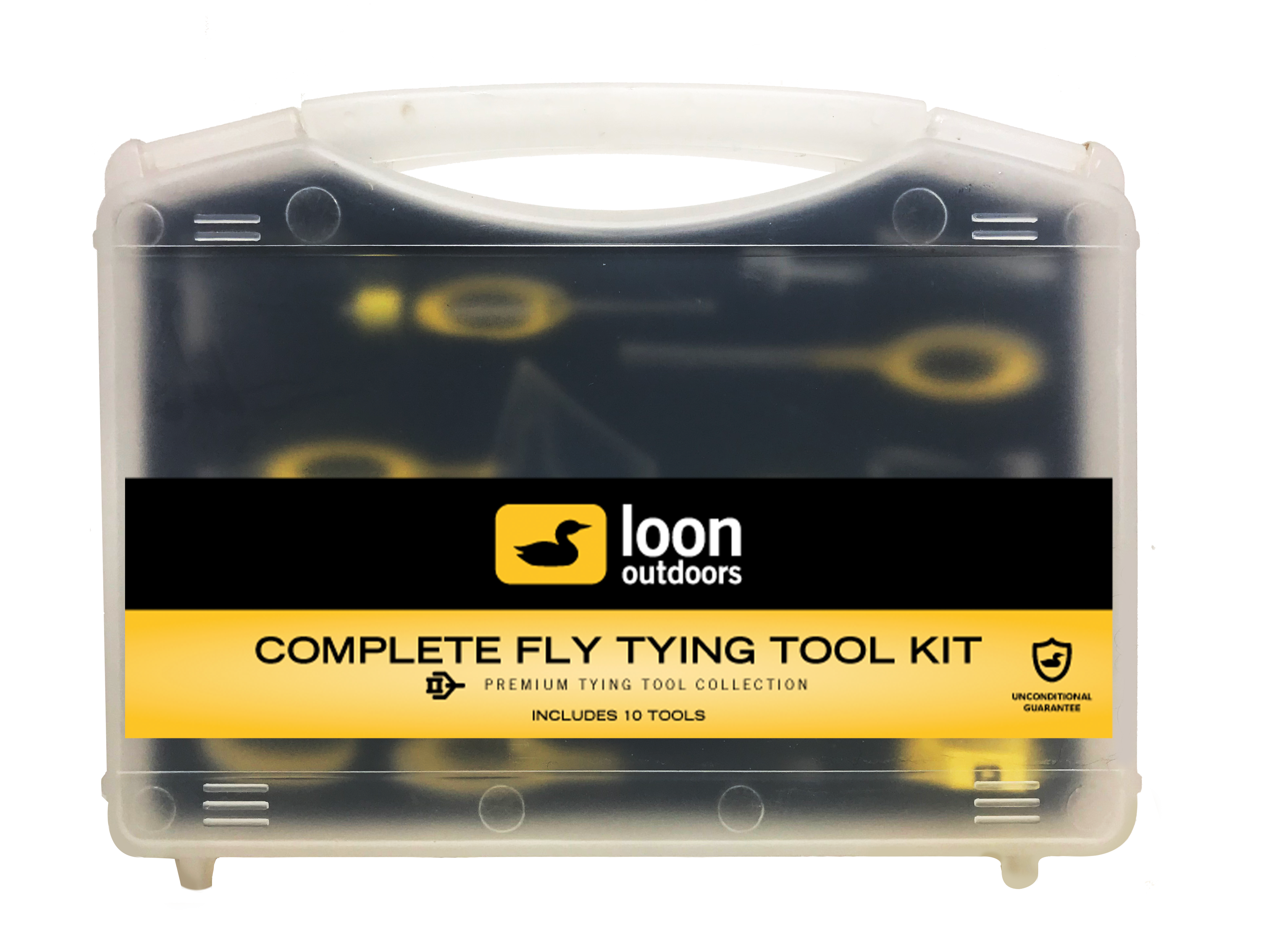 Complete Fly Tying Tool Kit Loon Outdoors