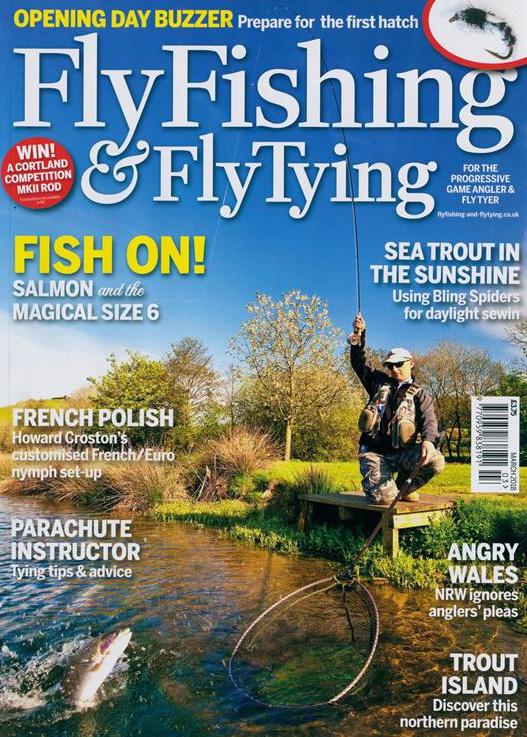 Fly Fishing Fly Tying Magazine 2018