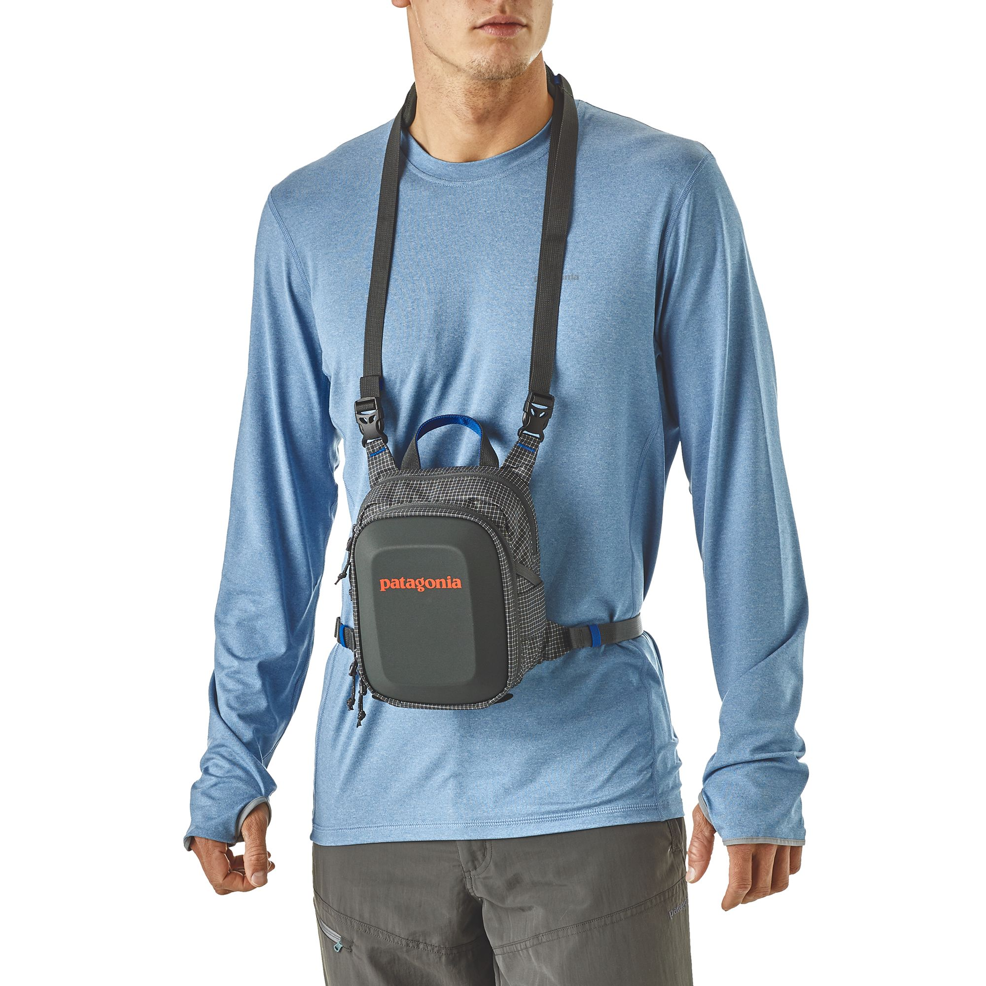 Stealth Chest Pack 4L Patagonia - Ready to fish