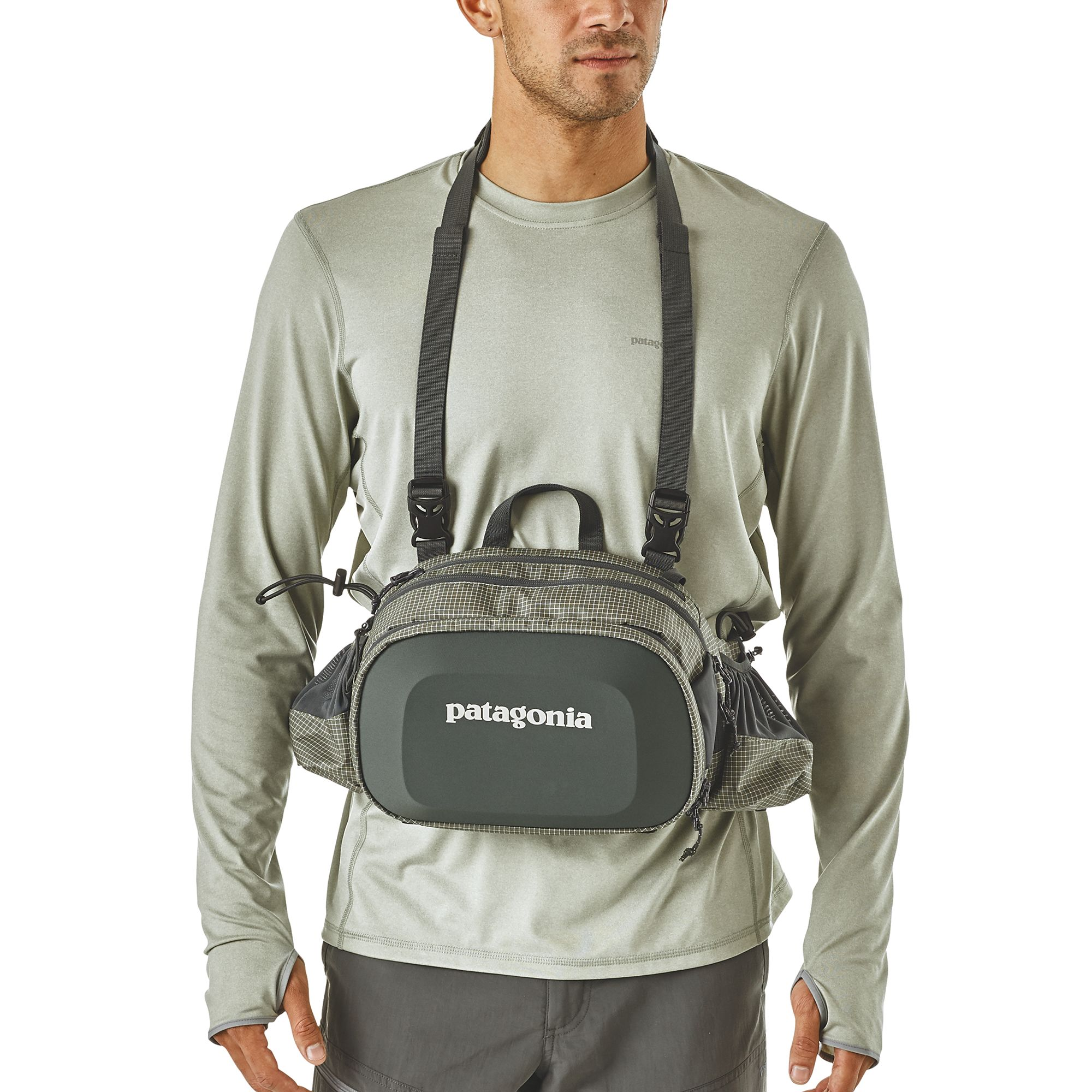 Stealth Hip Pack 10L Patagonia - Ready to fish