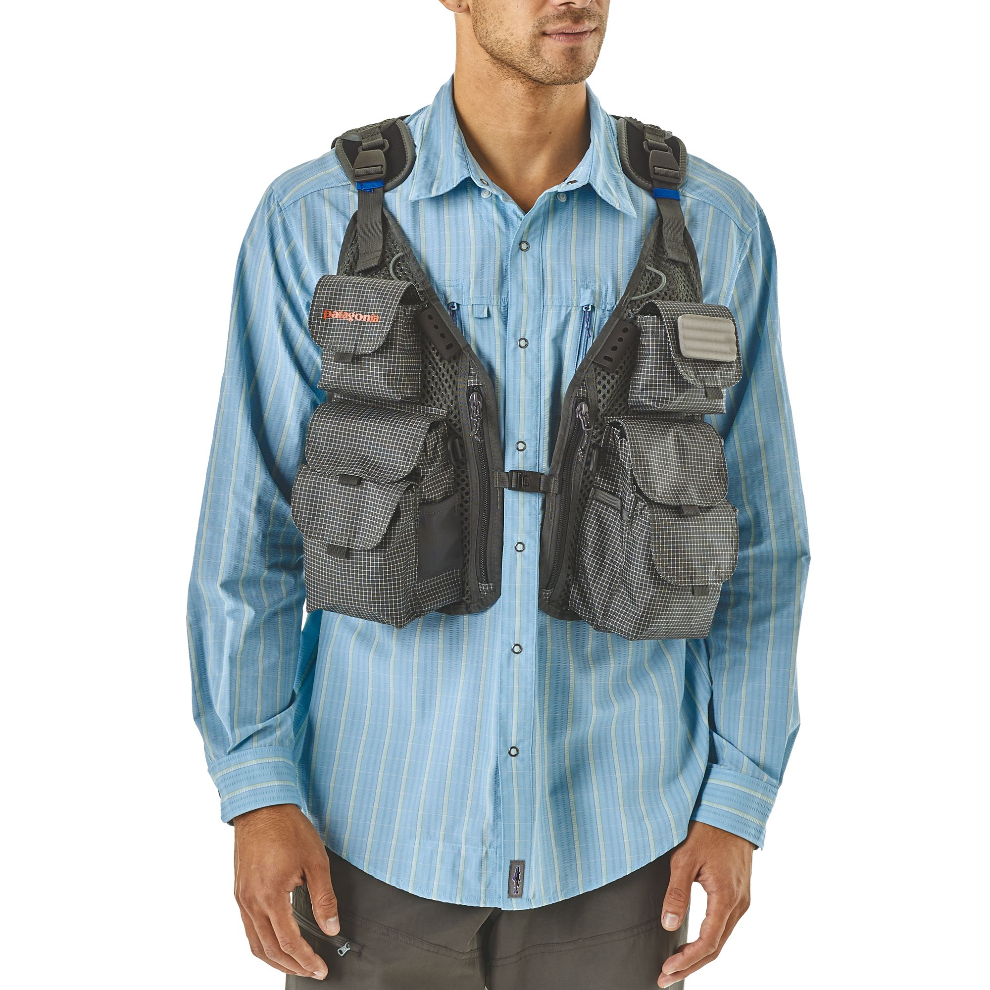Convertible Vest Patagonia - Ready to action