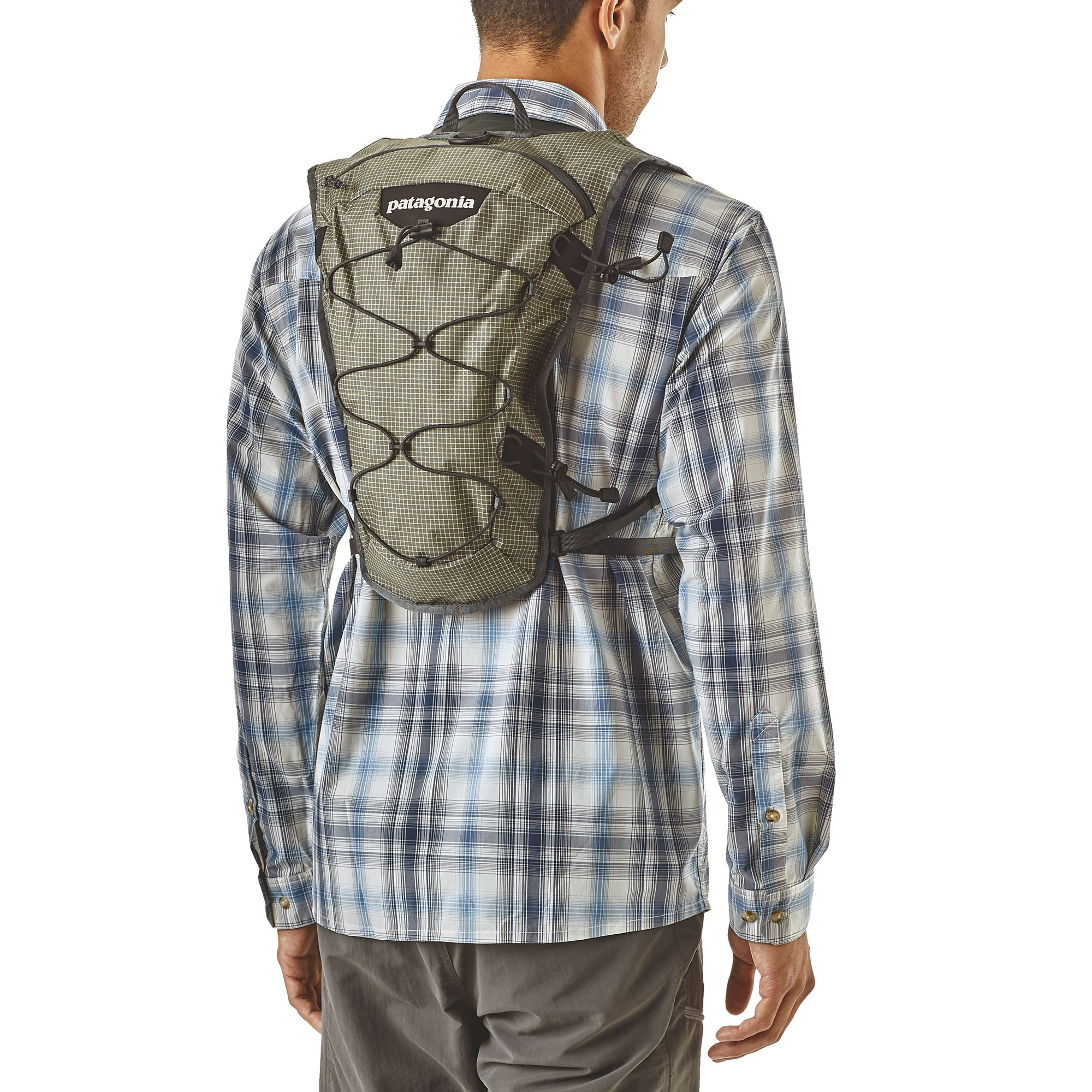 Hybrid Pack Vest Patagonia - Ready to fish