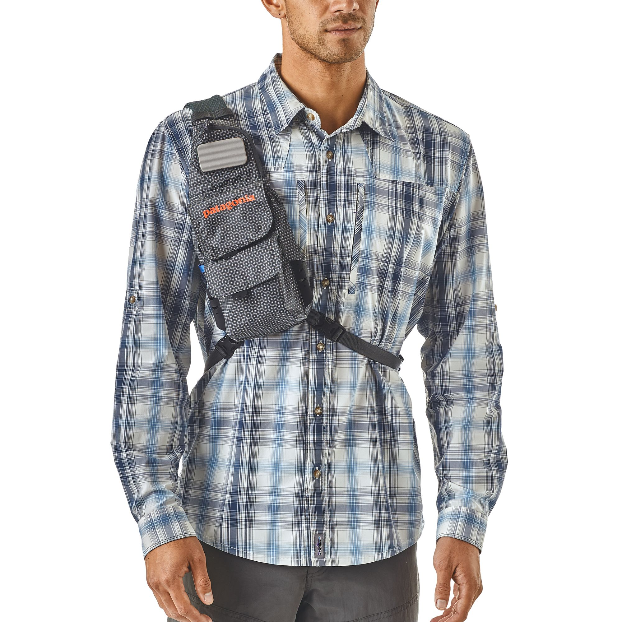 Vest Front Sling Patagonia - Ready to fish