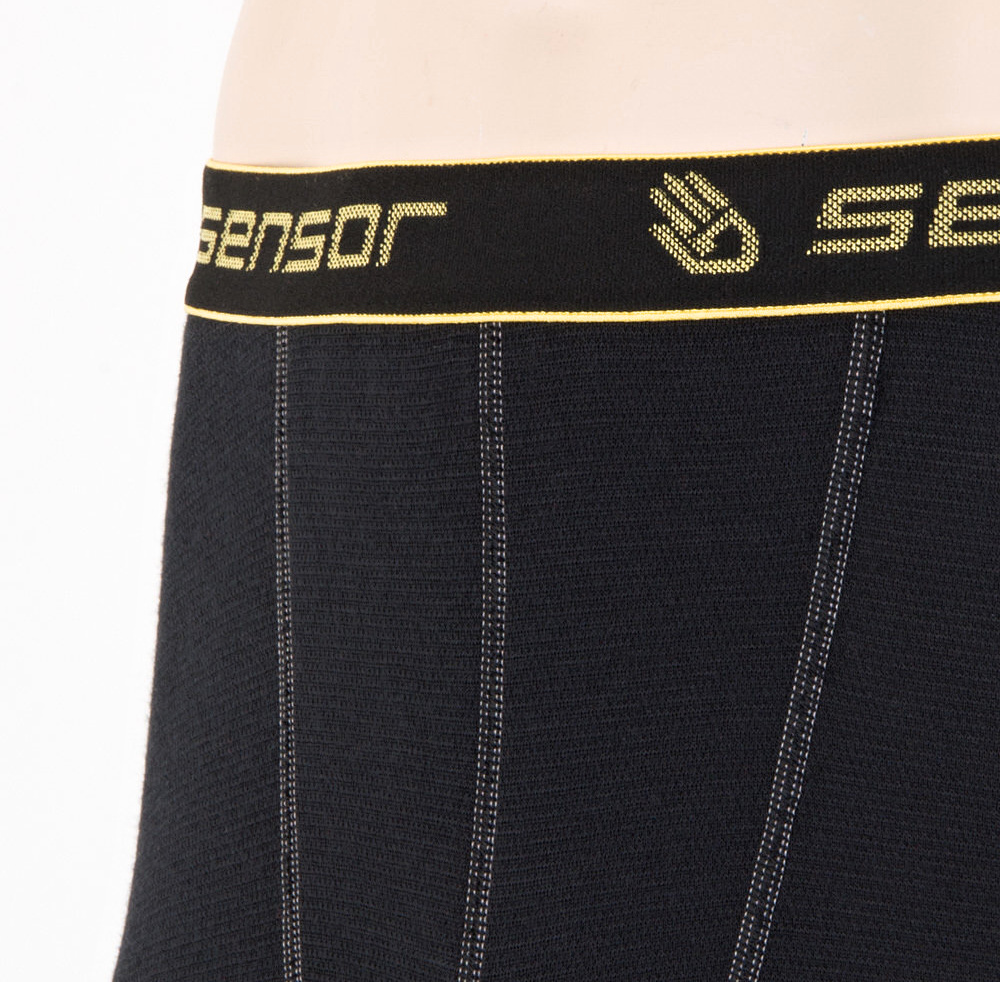 Functional Underpants Sensor Coolmax Fresh Black - Material
