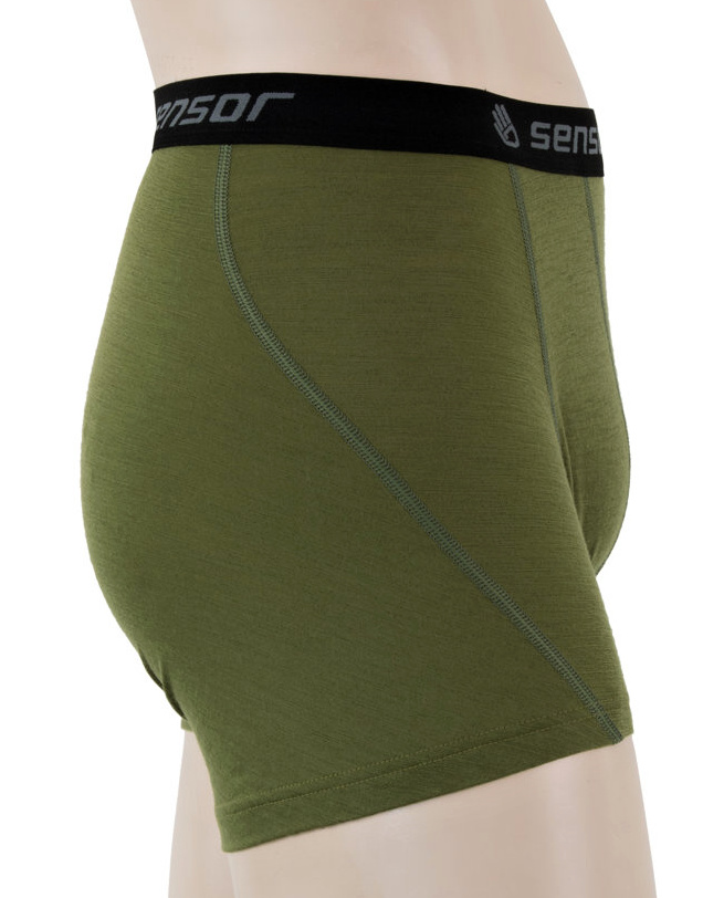 Functional Boxers Sensor Merino Active Safari - Side Of