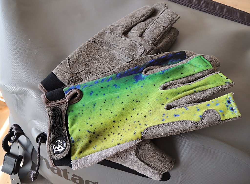 Fly Fishing Gloves Buff Original Fighting & Work Pro-Series