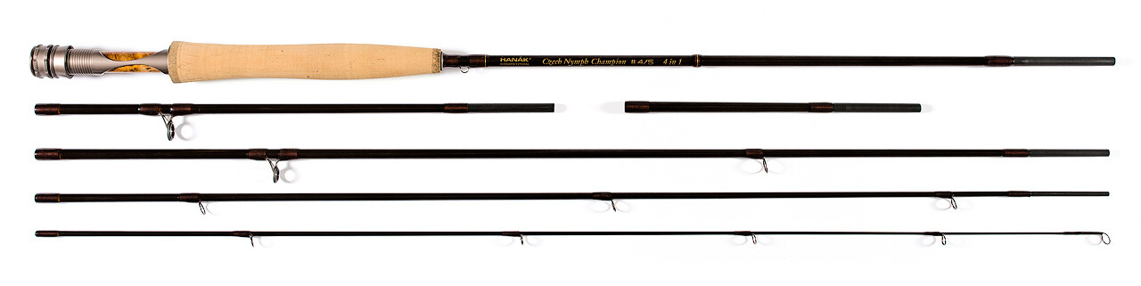 Fly Rod Champion 4 in 1 390/3100-4 Hanák Competition