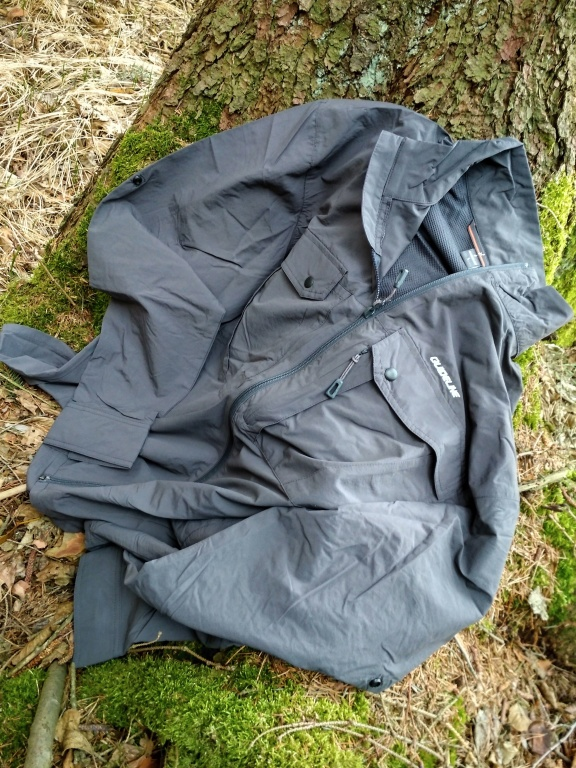 Fly Fishing Shirt Guideline Alta Windshirt