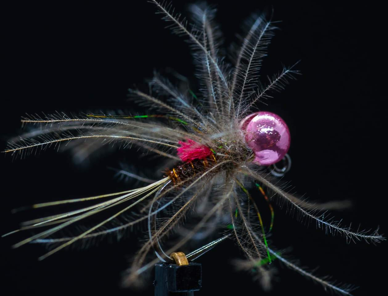 Tungsten Nymphs for Rivers and Streams in Austria