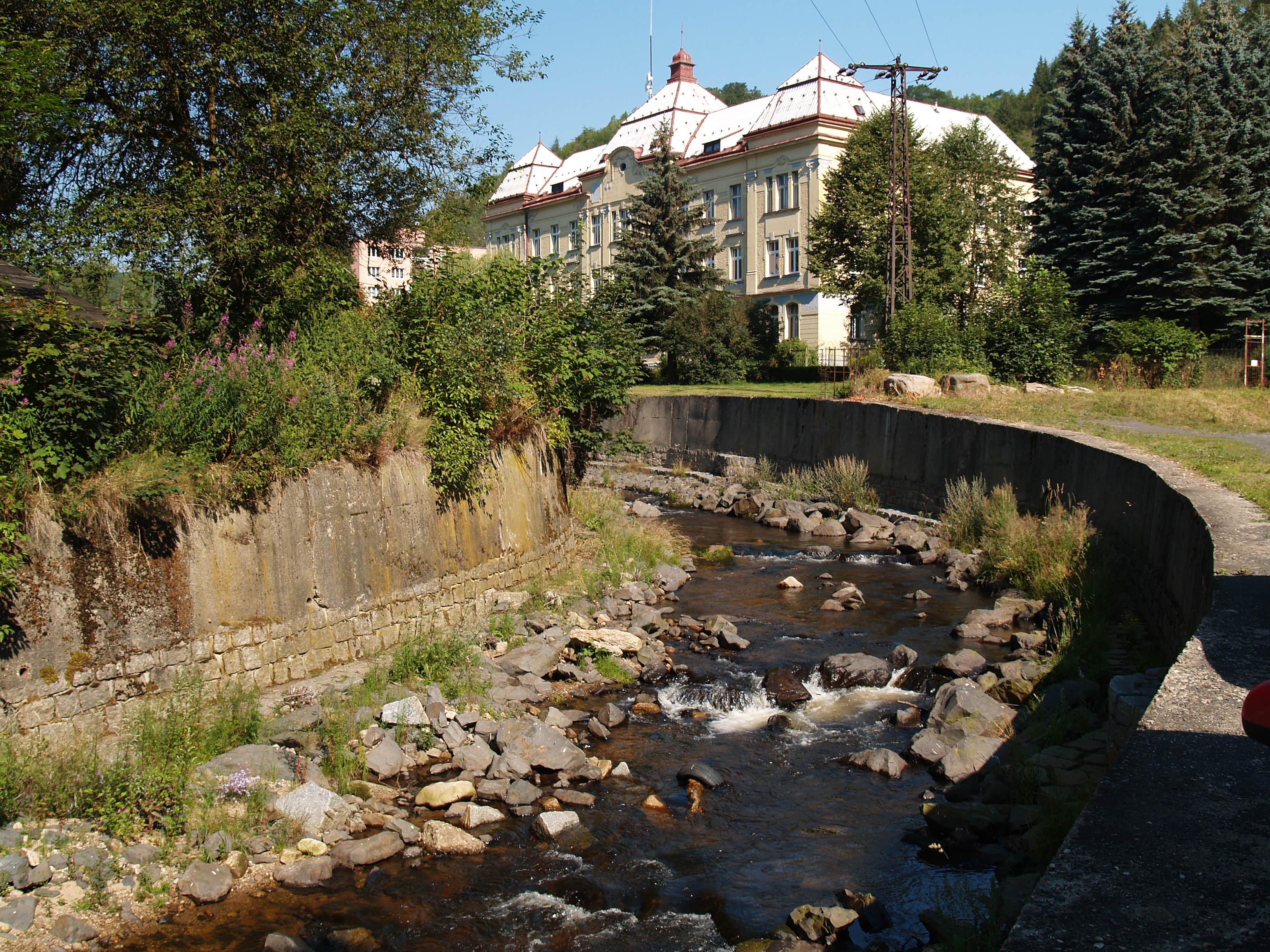 Rolava Near Town Hospital In Nejdek