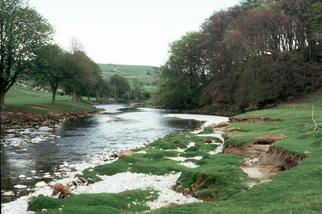 Yorkshire rivers, UK