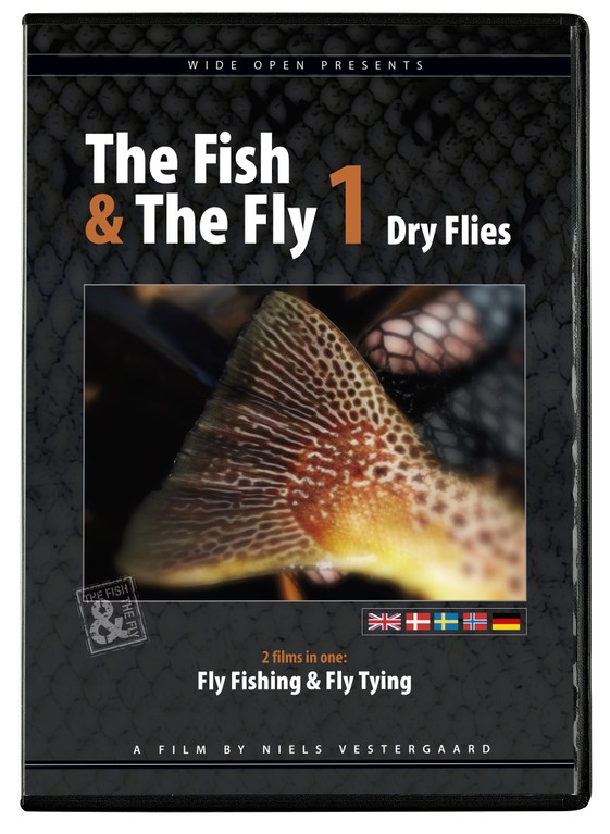 The Fish & The Fly 1 - Dry Flies - trailer