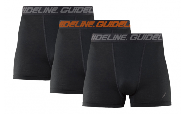 Fly Fishing Boxer 3-Pack Guideline Fly Fishing Boxer 3-Pack Guideline M